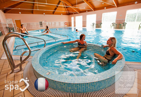 Promo SPA : Piscines Spas carrelé en mosaique