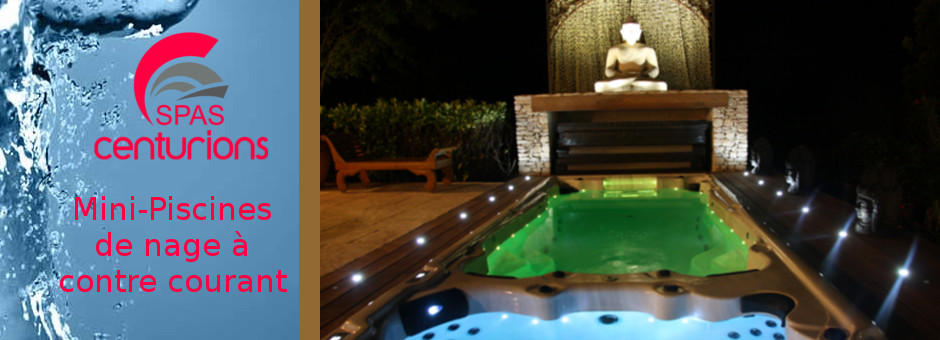 spas de nage mini piscines…...