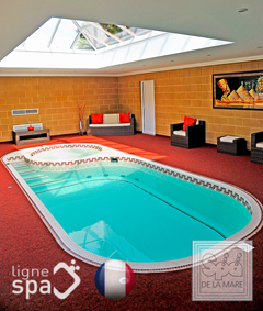 Promo SPA: Piscines Spas carrelé en mosaique